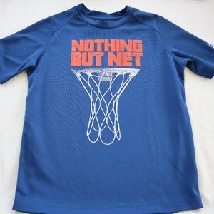 "⭐ 5 for $25 Lands End ""Nothing But Net"" Tee 10/12"